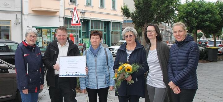 Anerkennungspreis honoriert Engagement der Gubener Altstadthändler