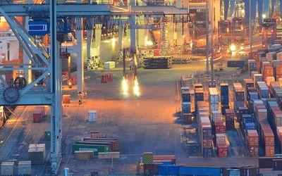 Corona-Krise reißt tiefes Loch in die Brandenburger Exportstatistik
