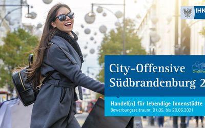 Sieger der City-Offensive Südbrandenburg 2021 gekürt