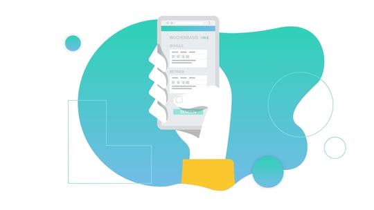 Digitales Berichtsheft