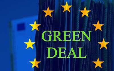 """Der europäische """"Green Deal"""""""