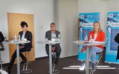 Dialog zur Neupositionierung der Leitmessen in der Hauptstadtregion