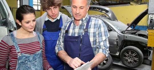 Duale Berufsausbildung bleibt Erfolgsmodell zur Sicherung des Fachkräftenachwuchses