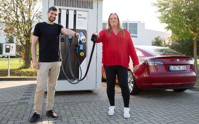 Wildauer Startup für neue Ladelösung in der Elektromobilität ausgezeichnet