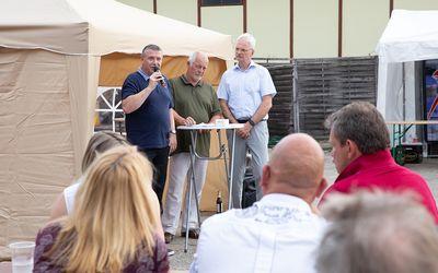 Kick Off - Förderung des regionalen Wirtschaftsstandortes Schönefeld