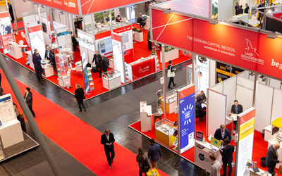 HANNOVER MESSE 2021 digital - Gemeinschaftsstand Automation, Motion & Drives