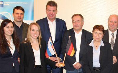 IHK und Partner schaffen Anlaufstelle in Moskau für Südbrandenburgs Betriebe