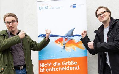 Den Richtigen finden! Projekt DUAL - das PASST!