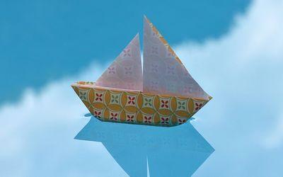 Kita-Forscherfeste rund ums Papier