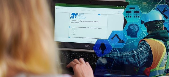 Künstliche Intelligenz in KMU - Umfrage zur Bachelorarbeit