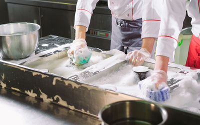 Küchen- und Lebensmittelhygiene
