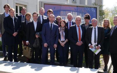 MinGenTec empfing Generaldirektion Energie der EU-Kommission