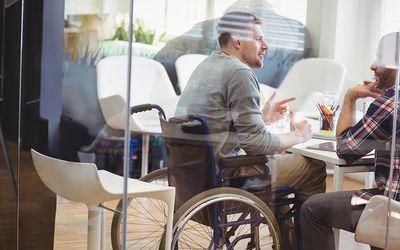 Mitarbeiter mit Handicap gewinnen