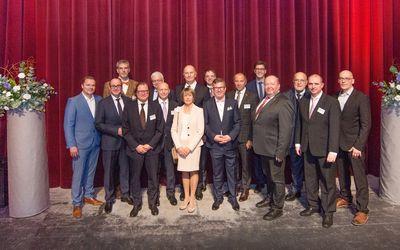 Neujahrsempfang der brandenburgischen Wirtschafts-, Freiberufs- und Heilberufekammern