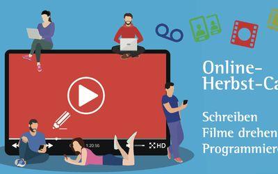 Online-Herbst-Camp für Jugendliche vom 12. - 14. Oktober
