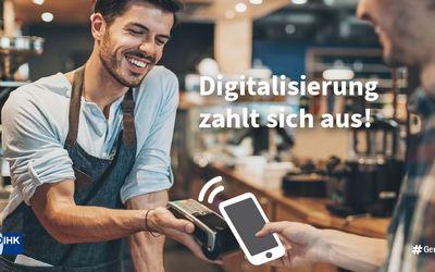 """Online-Landkarte """"Wirtschaft digital"""" freigeschaltet"""