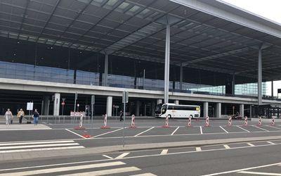 Praxisschulung für Busunternehmen am BER