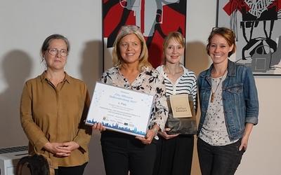 IHK-Preis würdigt aktivierendes Kunstprojekt zur Stadtgestaltung