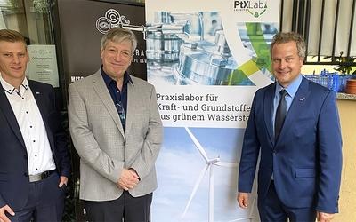 PTX-Labor bringt chancenreichen Technologietransfer