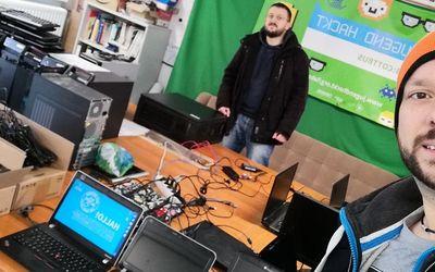 Alte Rechner für Südbrandenburgs Jugend