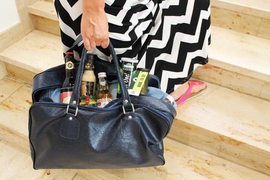 So kommen Produkte aus der Region ins Handgepäck von BER-Fluggästen
