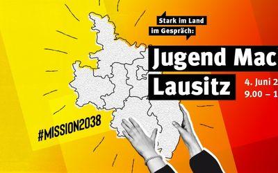 Stark im Land im Gespräch: Jugend macht Lausitz