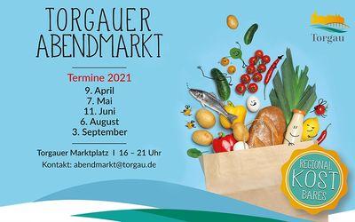 Torgauer Abendmärkte 2021