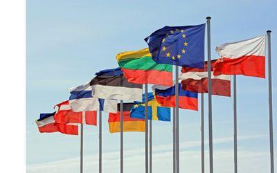 Verpackungsentsorgung in Europa