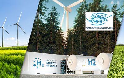 Lausitzer Netzwerk treibt Wasserstoffzukunft dank Bundesförderung voran