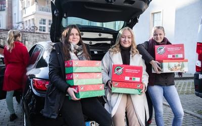 Weihnachten im Schuhkarton - Wir machen wieder mit!