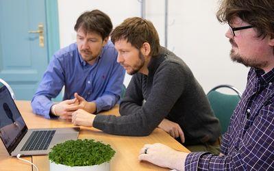 Wildauer Startup macht Stadtmenschen zu modernen Farmern