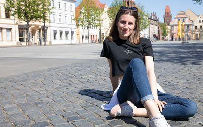 Willkommen im Team, Patricia! Werkstudentin bei der IHK Cottbus
